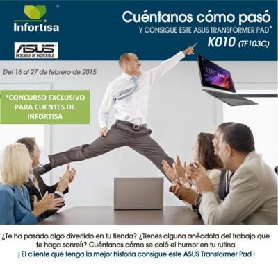 Imagen concurso ASUS