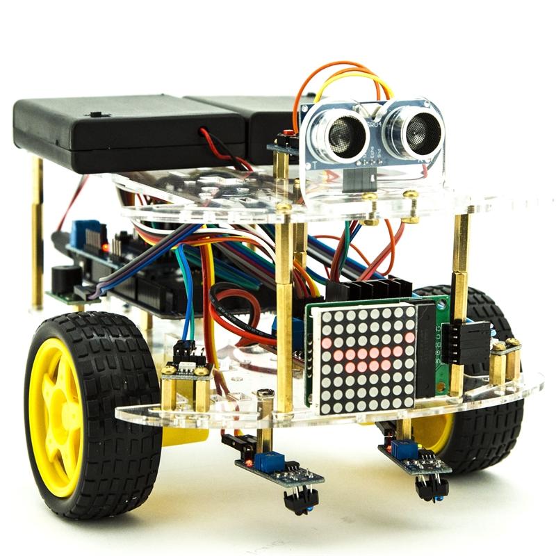 iggual FRANK-1 KIT ROBOT