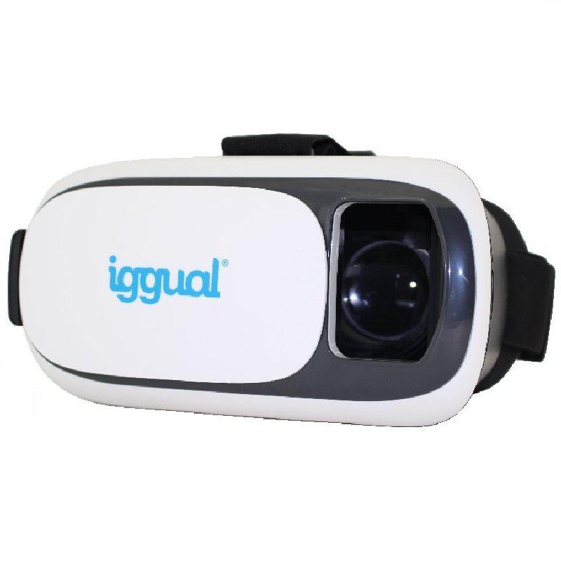 Gafas de realidad virtual de la marca iggual
