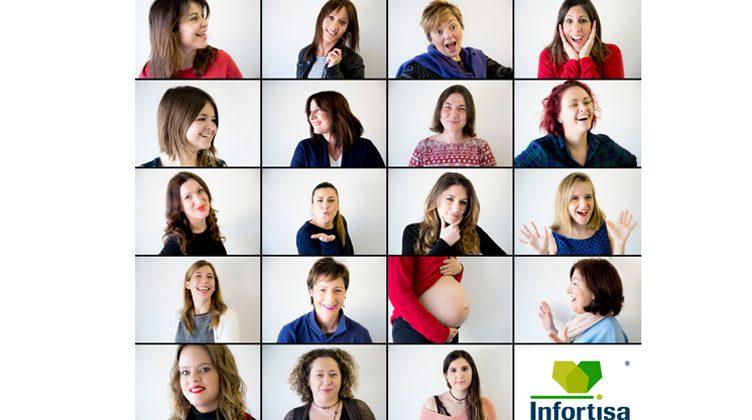 día internacional de la mujer en Infortisa