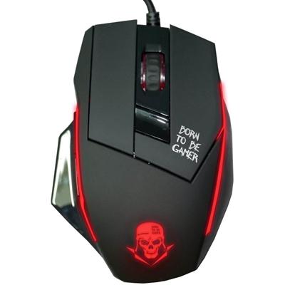 Skullkiller Raton GMI Negro LED
