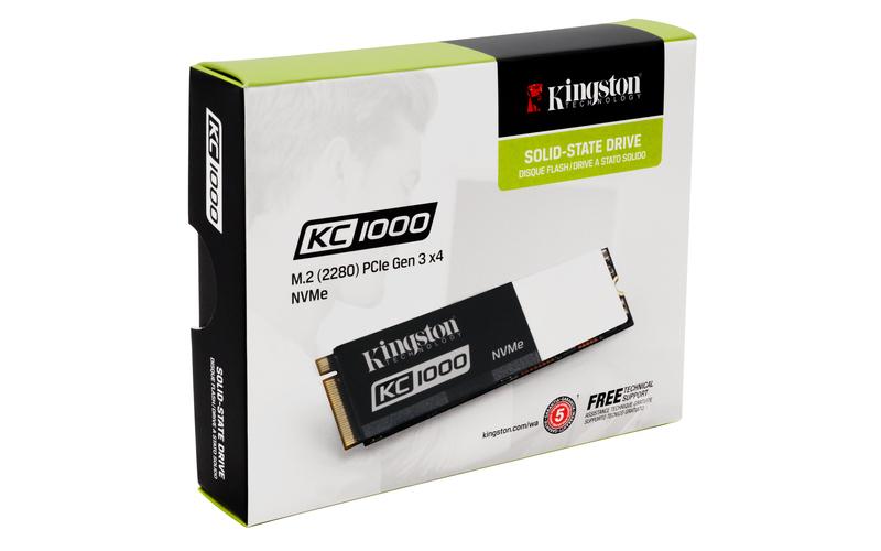 KC1000 NVMe Pcle SSD_disco sólido