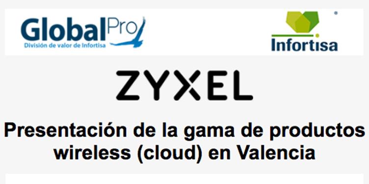 Formación Zyxel en Valencia