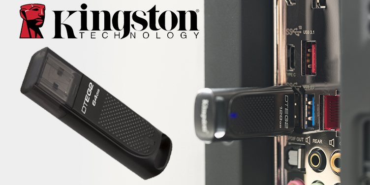 memoria USB de Kingston