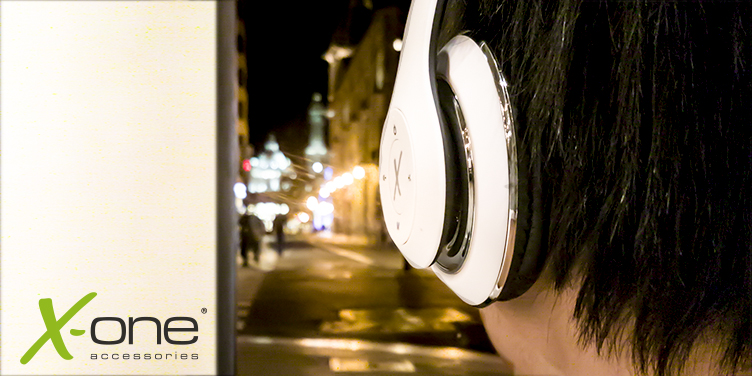 cascos bluetooth de la marca X-One