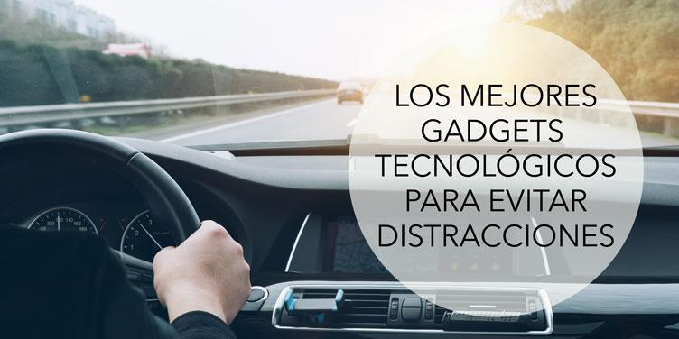 evita distracciones mientras conduces con estos accesorios para coche