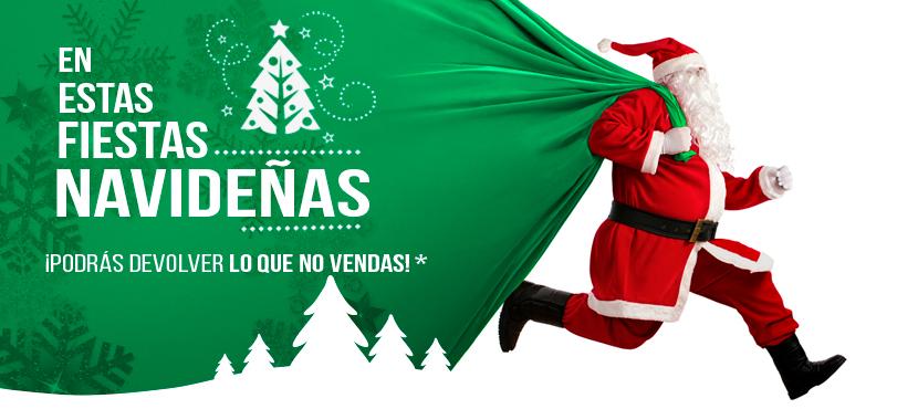 Campaña navidad Infortisa