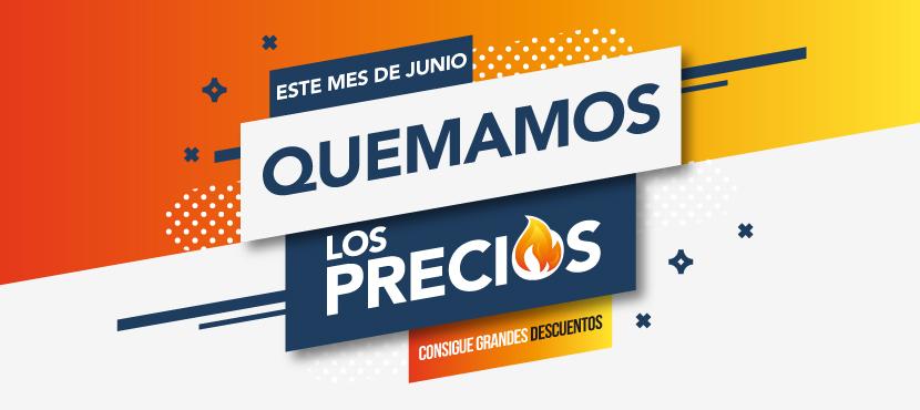 Blog- Campaña quemamos los precios