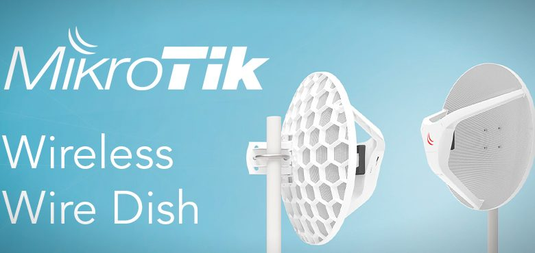 Wireless Wire Dish MikroTik