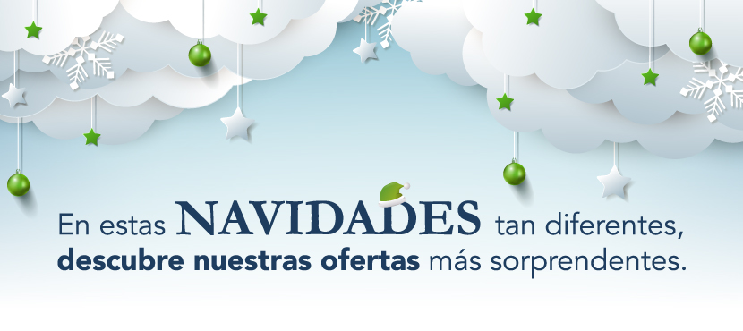 Infortisa te regala ofertas exclusivas estas Navidades