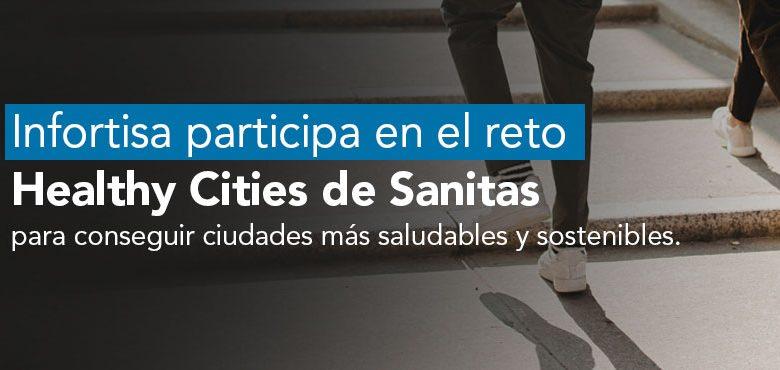 Infortisa participa en el reto Healthy Cities de Sanitas para contribuir con proyectos de reforestación