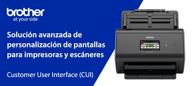 ¿Cómo personalizar la pantalla LCD de tu impresora Brother?